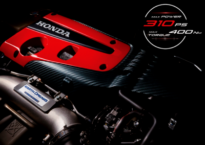 2.0L VTEC Turbo Engine with Earth Dreams Technology