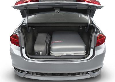 485 Liter Trunk Space
