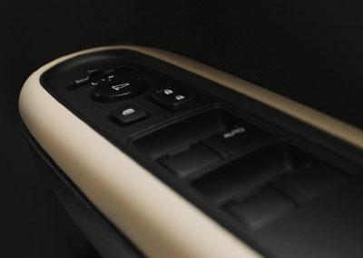 Auto Door Lock by Speed & Power Door Mirror