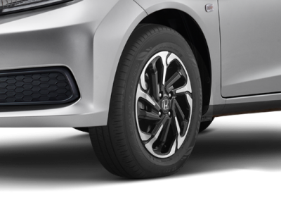 New 15inc Alloy Wheel Design (Tipe S)