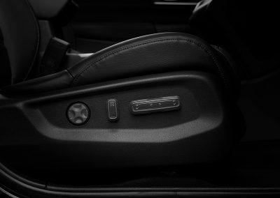 Power Seat Adjustment