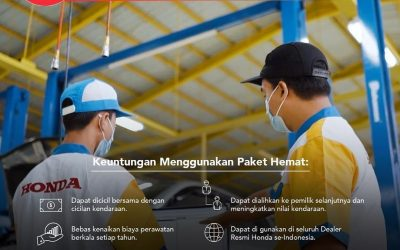 Promo Service Paket Hemat