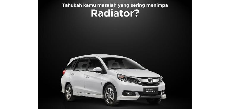 Masalah Yang Kerap Menimpa Radiator