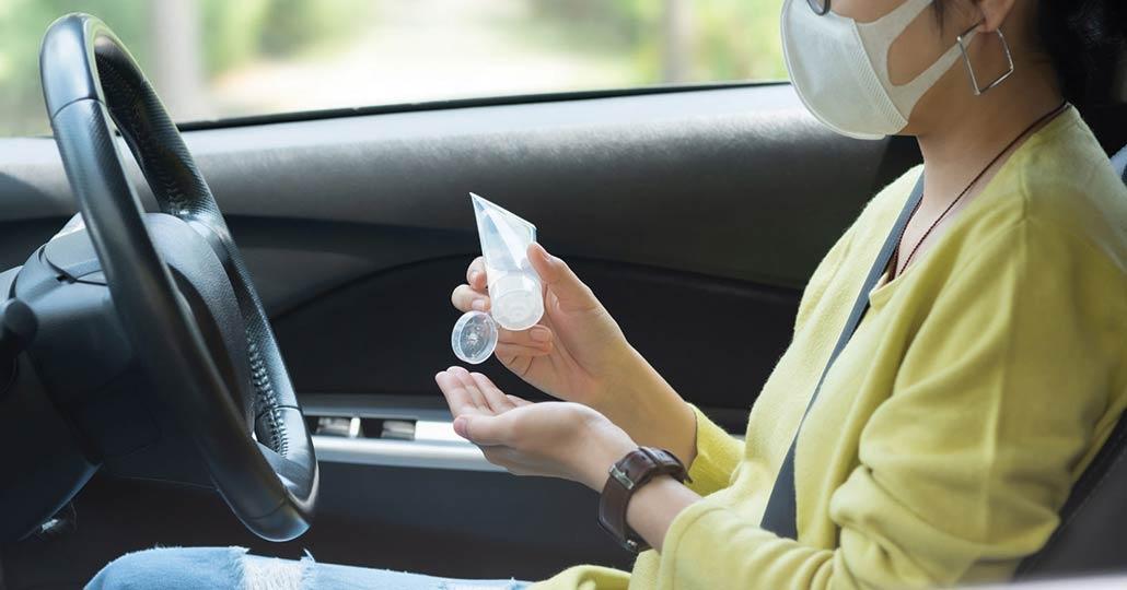 Tips Aman Mengendarai Mobil Saat Corona