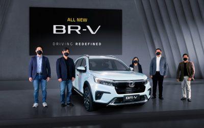 Honda Luncurkan All New BR-V Dengan Fitur Cangih