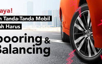 Kenali Tanda dan Fungsi Spooring Mobil